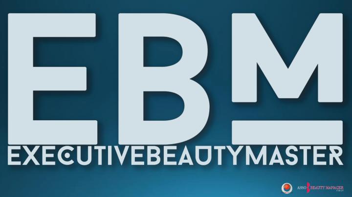 Diventa BEAUTY MANAGER con EBM: EXECUTIVE BEAUTYMASTER.