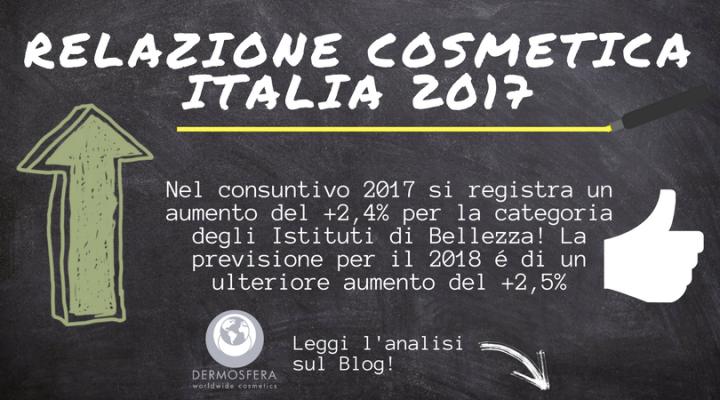 RELAZIONE COSMETICA ITALIA2017