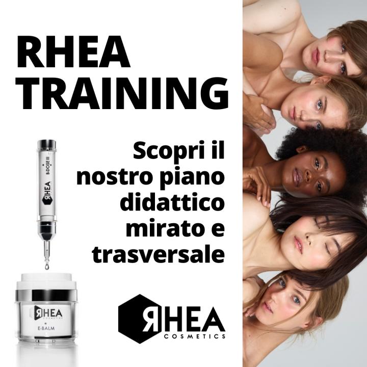RHEA Training: scopri il nostro catalogo formativo2021!